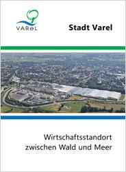 Wirtschaftsbroschüre©Stadt Varel